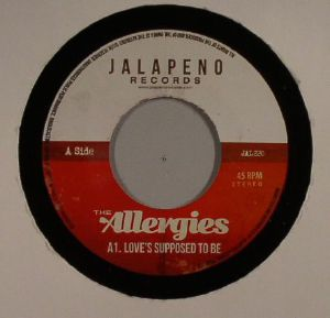 ALLERGIES, The - Love's Supposed To Be
