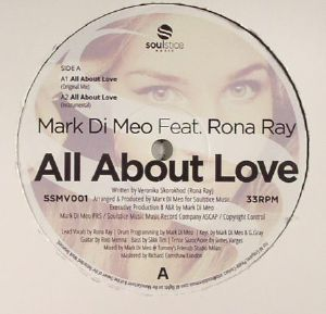 DI MEO,  Mark feat RONA RAY - All About Love