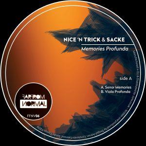 NICE N TRICK/SACKE - Memories Profunda EP