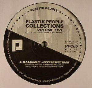 DJ AAKMAEL/LARS BEHRENROTH/MARK NICHOLAS O - Plastik People Collections Volume Five