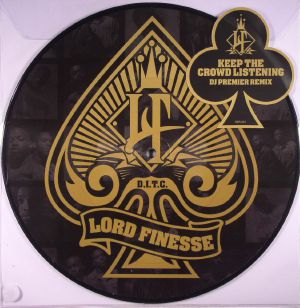 LORD FINESSE - Keep The Crowd Listening