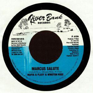MAFIA & FLUXY/WINSTON ROSE - Marcus Salute