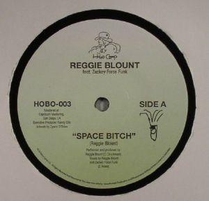 BLOUNT, Reggie feat ZACKEY FORCE FUNK - Space Bitch