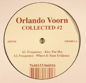 VOORN, Orlando - Collected #2