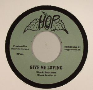 BLACK BROTHERS/LLOYD CLARKE - Give Me Loving