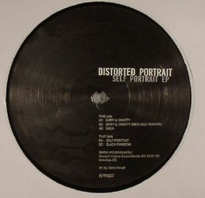 DISTORTED PORTRAIT - Self Portrait EP