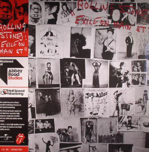 ROLLING STONES, The - Exile On Main St (half-speed mastered)