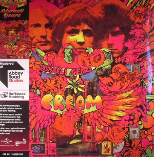 CREAM - Disraeli Gears (half-speed mastered)