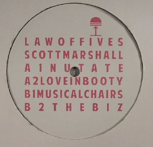 MARSHALL, Scott - Law Of Fives EP