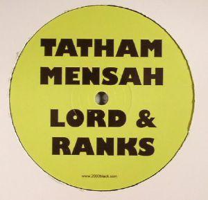 TATHAM/MENSAH/LORD/RANKS - Cascade