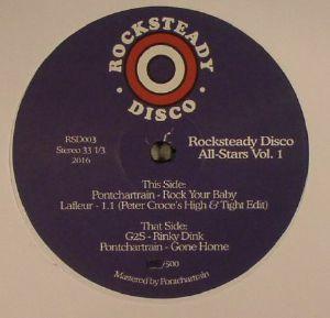 PONTCHARTRAIN/LAFLEUR/G2S - Rocksteady Disco Allstars Vol 1