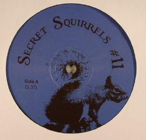 SECRET SQUIRREL - Secret Squirrels #11