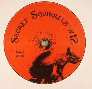 SECRET SQUIRREL - Secret Squirrels #12