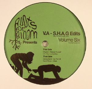 ETHYENE/LK/GEORGI BARREL/DAVID MORAN - SHAG Edits Volume 6