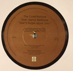 COMBINATIONS, The feat DANNY BANKSTON - Don't Forget About Love