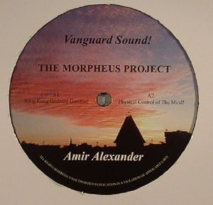 ALEXANDER, Amir - The Morpheus Project!