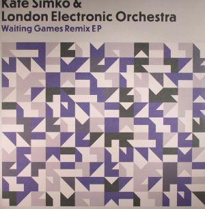 SIMKO, Kate/LONDON ELECTRONIC ORCHESTRA - Waiting Games Remix EP