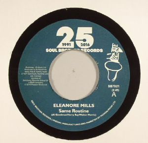 MILLS, Eleanore - Same Routine