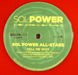 SOL POWER ALL STARS - Djidjo Vide