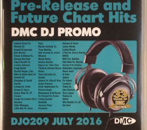 VARIOUS - DJ Promo July 2016: Pre Release & Future Chart Hits (Strictly DJ Use Only)