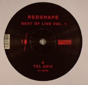 REDSHAPE - Best Of Live Vol 1