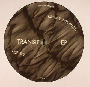 BERINGER, Nick - Transit EP