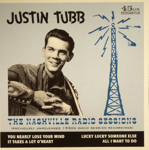 TUBB, Justin - The Nashville Radio Sessions