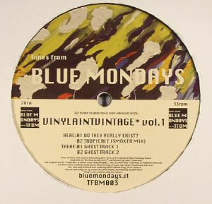 BLUE MONDAYS - Vinyl Aint Vintage Vol 1