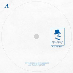 MONSIEUR BLUE - Monsieur Blue 001