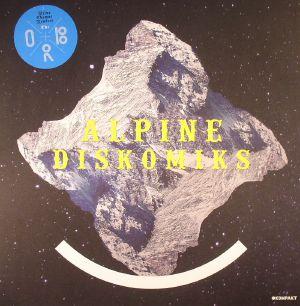 ORB, The - Alpine Diskomiks: Sin In Space Part 2