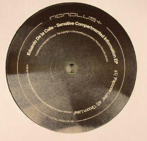 DE LA CALLE, Eduardo - Sensitive Compartmented Information EP