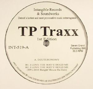 PARKER, Terrence - TP Traxx 1st Edition