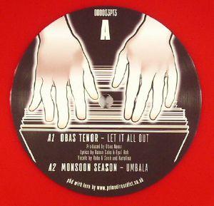 OBAS NENOR/MONSOON SEASON/MANUEL SAHAGUN/SPACE COAST feat TERRY GRANT - Diggin' Disco Deep #3