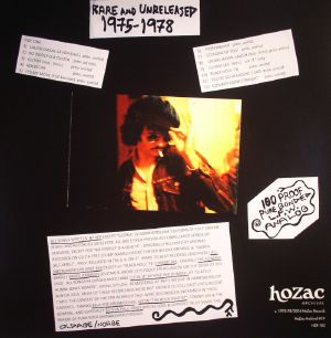 MIKE REP & THE QUOTAS - Hellbender: Rare & Unreleased 1975-78