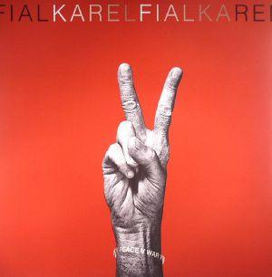 FIALKA, Karel feat RACECAR - Peace V War