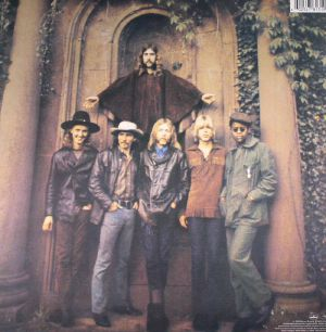 ALLMAN BROTHERS BAND, The - The Allman Brothers Band