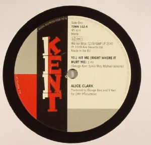 CLARK, Alice/THE DEVONNES - You Hit Me (Right Where It Hurt Me)