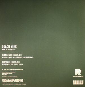 HOFFSTADT, Marlon - Coach Mike