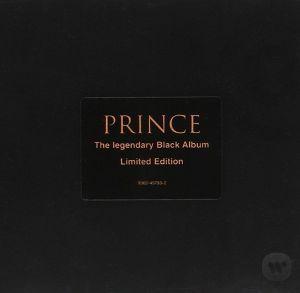 PRINCE - The Black Album (reissue)