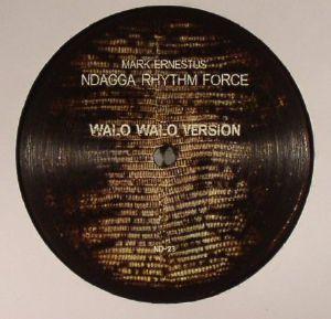 MARK ERNESTUS' NDAGGA RHYTHM FORCE - Walo Walo