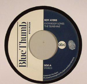 AYERS, Roy/RAMP - Everybody Loves The Sunshine
