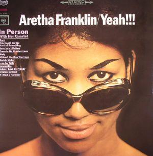 FRANKLIN, Aretha - Yeah!!!