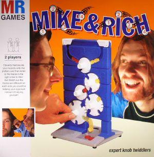 MIKE & RICH aka APHEX TWIN/MU ZIQ - Expert Knob Twiddlers