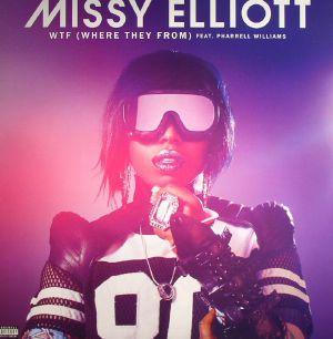 MISSY ELLIOTT feat PHARRELL WILLIAMS - WTF (Where They From)