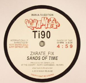 ZARATE FIX/DJ SOTOFETT - Sands Of Time