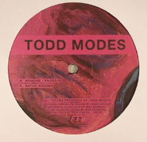 MODES, Todd - Native Visions EP