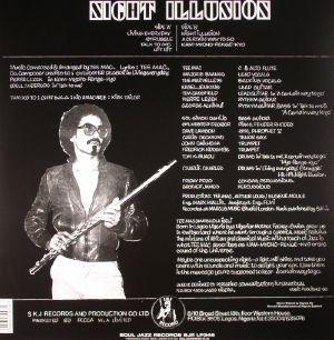 TEE MAC feat MARJORIE BARNES - Night Illusion