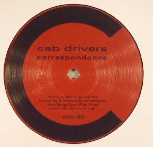 CAB DRIVERS - Correspondance