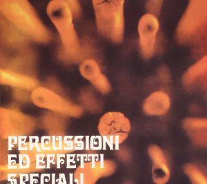 UMILIANI, Piero - Percussioni Ed Effetti Speciali