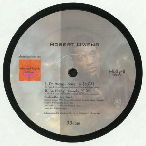 OWENS, Robert/MR FINGERS - I'm Strong